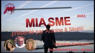 Miasme #063 avec Véronique Kerdranvat, Jean-Michel Raoux et Aurore