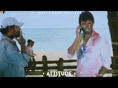 LAttitude | WhatsApp Status Video | Adithya Varma | Arjun Reddy | Vijay Devarkonda