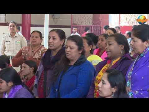 Morari Bapu distributes fund collected for Ramkatha ManasGanika in Ayodhya to NGOs
