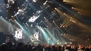 Böhse Onkelz Hannover Tui-Arena 7.12.2016 - Gott hat ein Problem