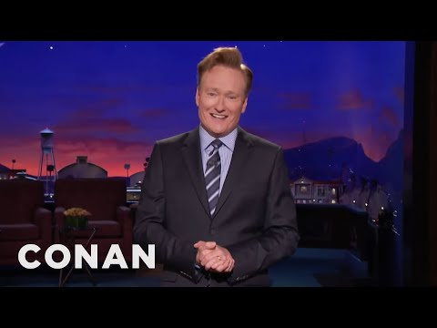 Conan On Obama's Deal With Netflix & Trump's Deal With Melania  - CONAN on TBS