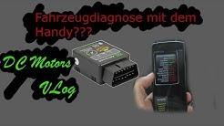 Bluetooth OBD 2 Fahrzeugdiagnose by DC Motors -  taugen die günstigen Geräte was?