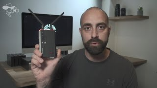 Dual SDI and HDMI Wireless Video Transmission System 2020 - CVW Swift800 Pro (English review)