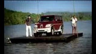 Mahindra Bolero TV Ad