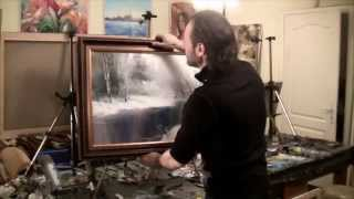 Все полные видеоуроки Сахарова пишем Зимний мотив!