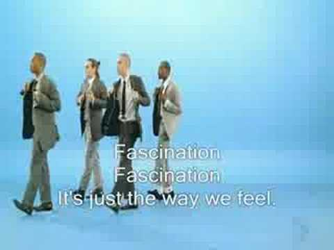 Alphabeat Fasination With Lyrics