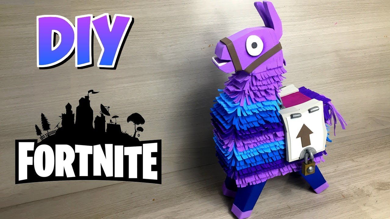 Hey Fortnite Fans, This Loot Llama Amigurumi is For YOU! Hook One ... | 720x1280