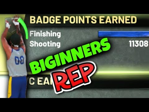 NBA 2K20 TIPS HOW TO SHOOT - BEST FAST REP METHOD FOR MYCAREER ALL BIG MAN CENTERS NO BADGE GLITCH