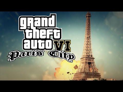 GTA VI - PARIS CITY : BANDE ANNONCE