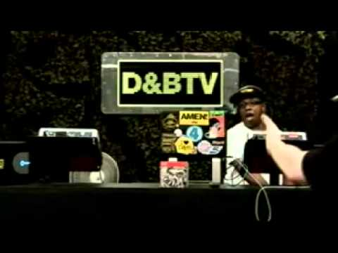 DRUM AND BASS TV 134  MARKYMESSY MC