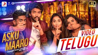 Asku Maaro (Telugu) | Kavin, Teju Ashwini | Dharan Kumar | K. Sivaangi | Sandy | Dongli Jumbo