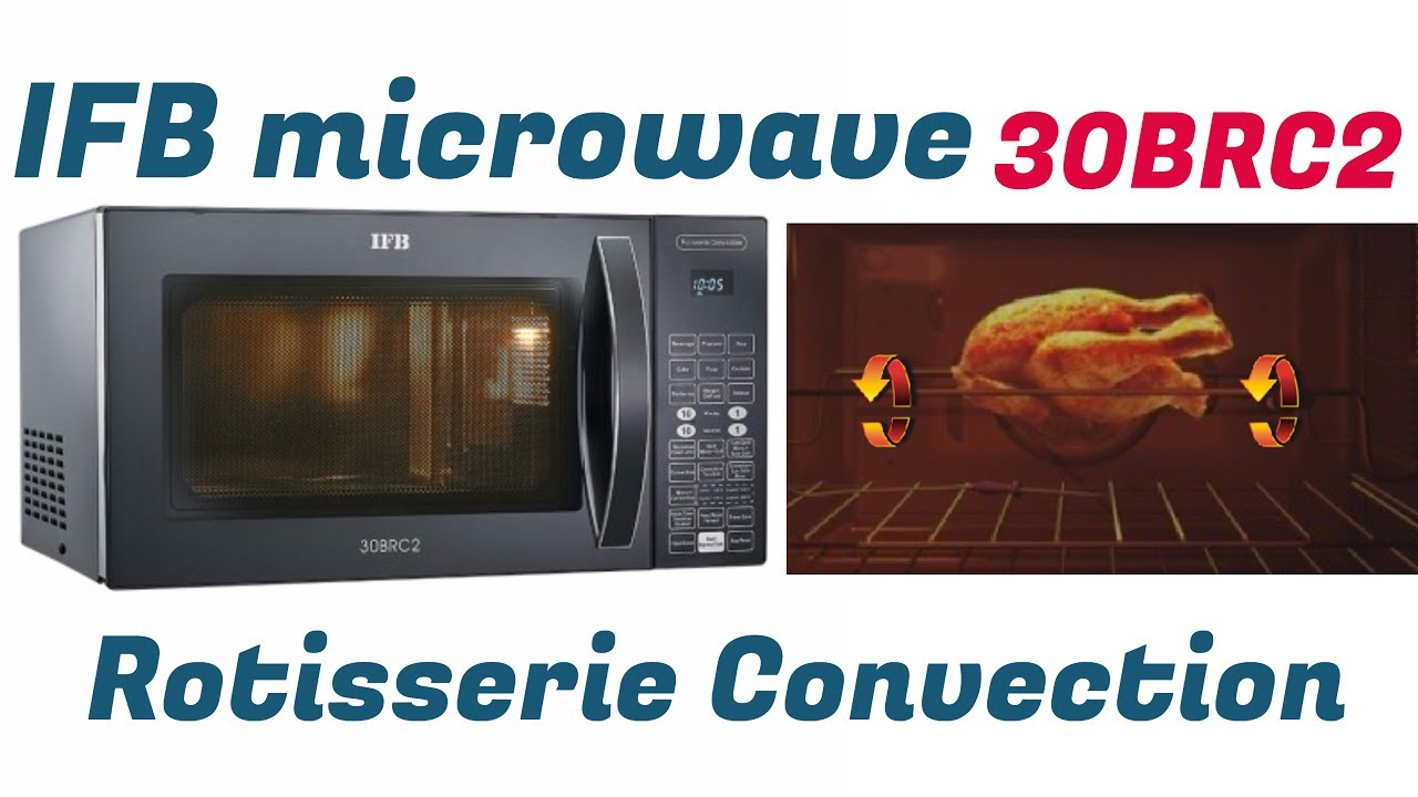 How to bake chicken in convection microwave