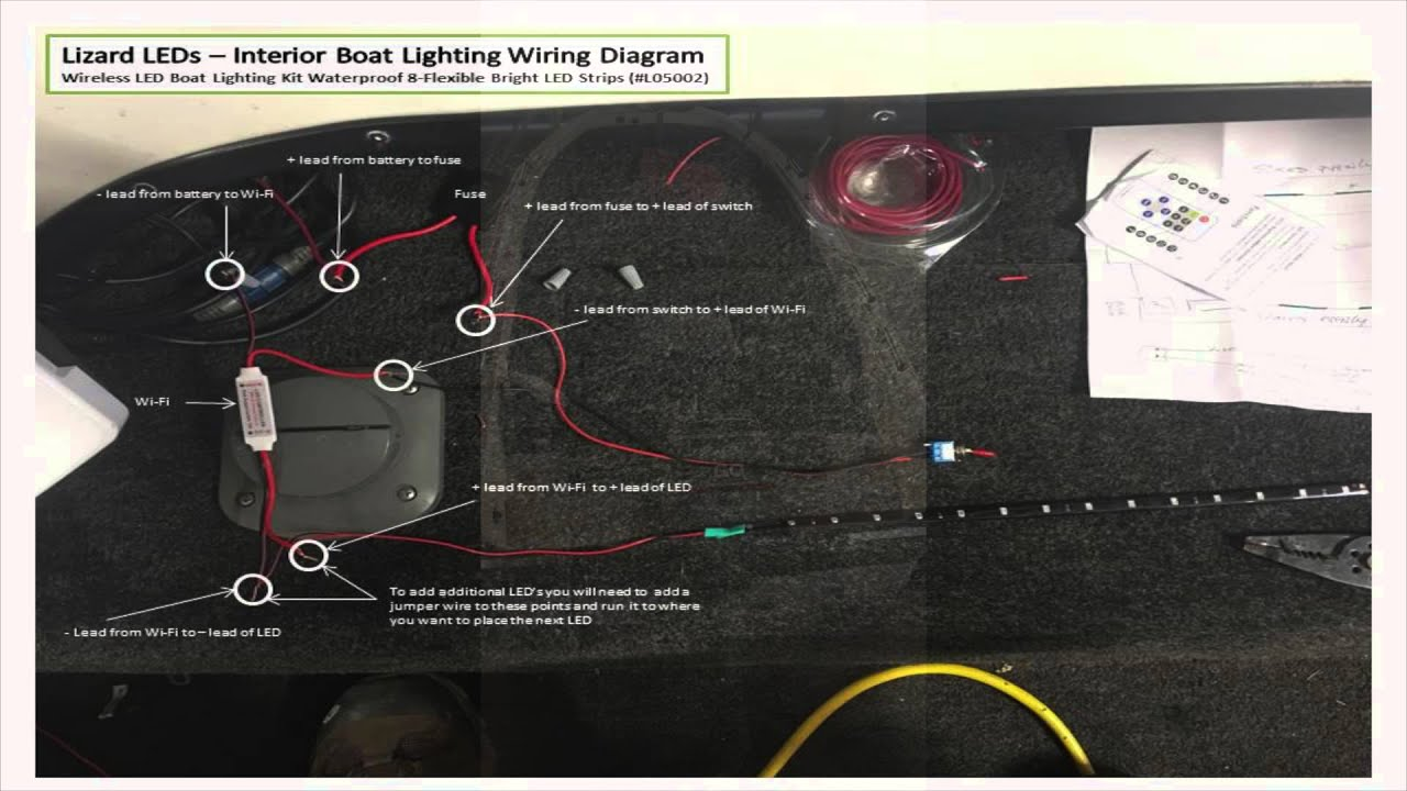 True Wiring Diagrams Lighting