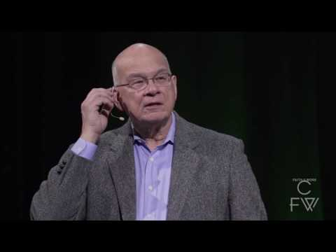 Tim Keller: Re-enchanting Our World