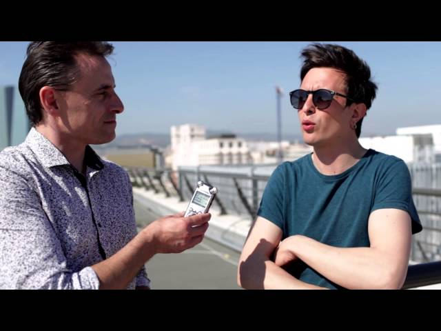 Radio Elvis au Rooftop - Colin Russeil artiste Gretsch