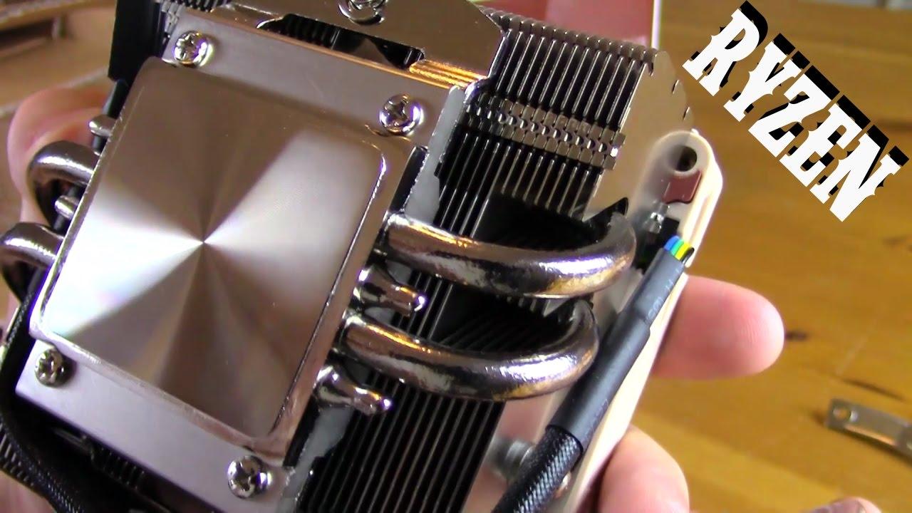 Noctua NH-L9x65 SE-AM4: Ryzen Edition CPU Cooler Unboxing