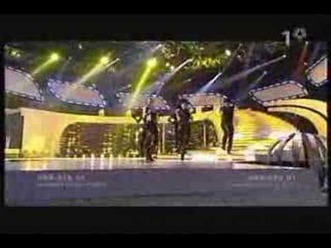 Elin Lanto - Money - Melodifestivalen 2007