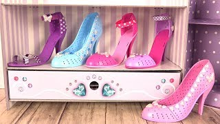 I Love Shoes Ravensburger So Styly Kit de Loisirs Créatifs DIY Chaussures