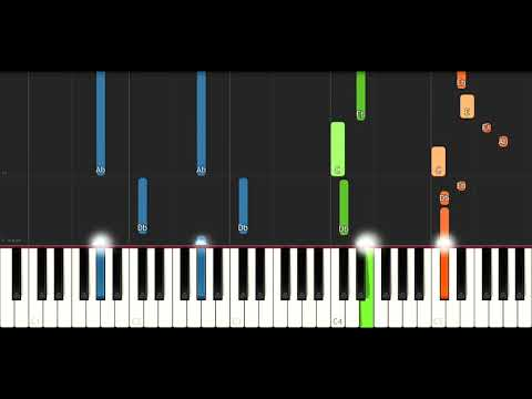 Young Thug & Carnage - Young Martha Liger (SLOW EASY PIANO TUTORIAL)