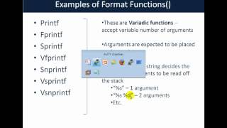 Format String Vulnerabilities Primer (Part 1 The Basics)
