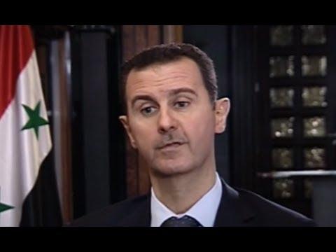 FULL Charlie Rose interview w/Bashar Hafez al-Assad (بشار حافظ الأسد)