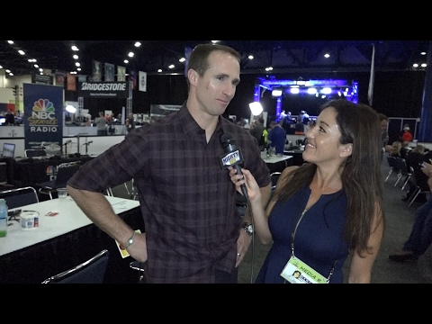 Drew Brees on Chargers leaving & what LaDainian Tomlinson means