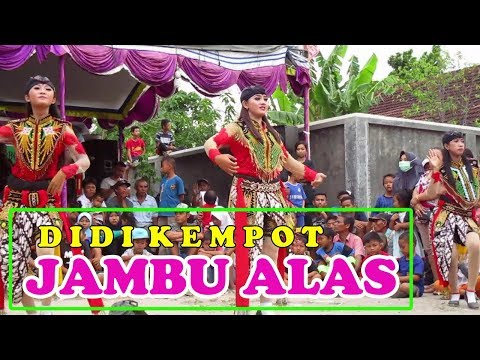 Jambu Alas Didi Kempot Versi Reog Ponorogo Jathilan Cantik
