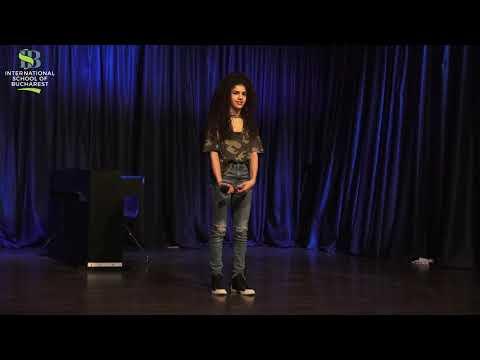 ISB talent show