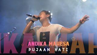 Download Mp3 Andika Mahesa - Pujaan Hati, Live At Pkkh Ugm