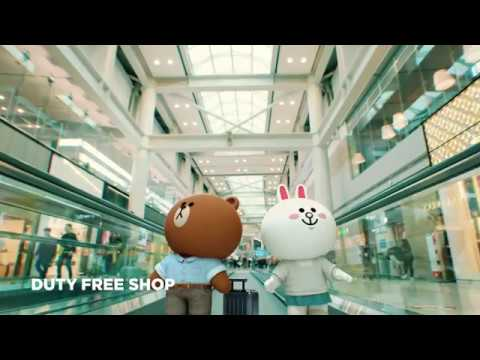 [Incheon Airport x LINE FRIENDS] How to transfer at Incheon Airport _ENG