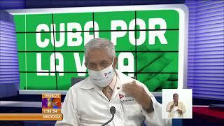 Información del Ministerio de Salud Pública sobre la Covid-19 en Cuba (15 de junio de 2021)