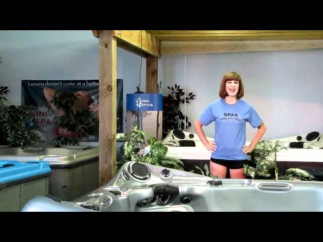Magnolia Texas Hot Tub & Spa Dealer  Spas Unlimited