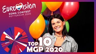 🇳🇴 MGP 2020 Norway – My Top 10 – Eurovision 2020