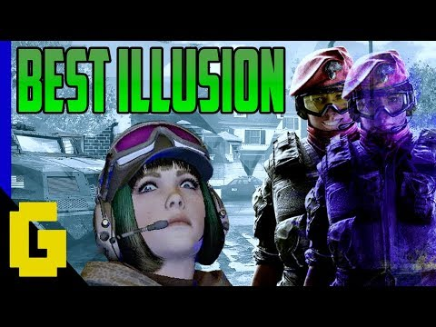 *NEW* TRICK WITH ALIBI - Rainbow Six Siege: Funny & Epic moments #4