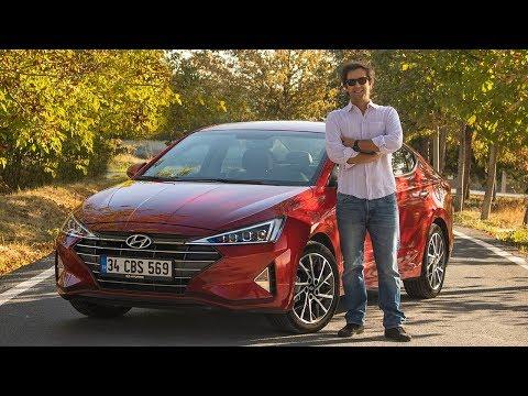 Yeni Hyundai Elantra 2019 Test Sürüşü - En ucuz sedan mı?