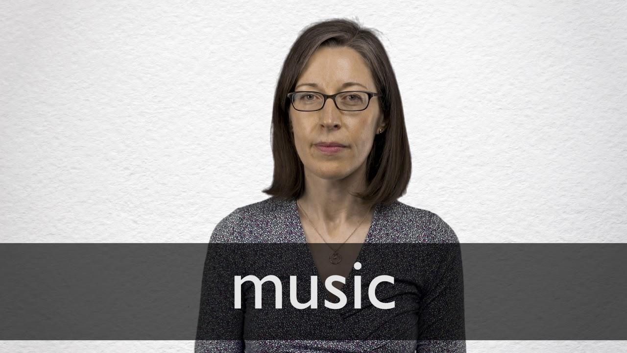 Music Sinonimi Collins Sinonimi Inglese Britannico