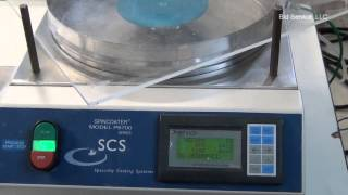 Specialty Coating Systems P6712D Spin Coater #58909