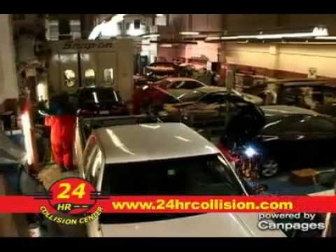 Vancouver Body Shop - Autobody Repair by ICBC Valet Shop in Vancouver