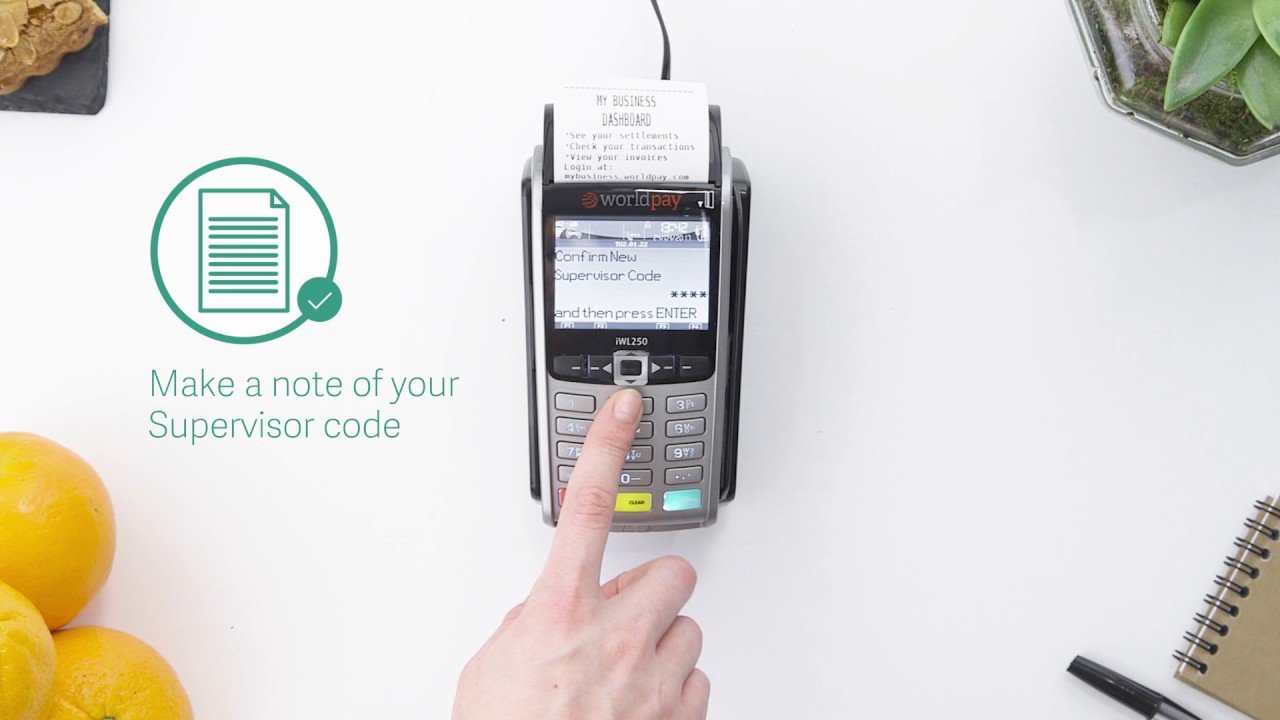 Worldpay Card Machines - Installing your Mobile Terminal - YouTube