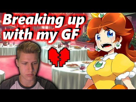 BREAKING UP WITH MY GF! | LIFE GOES ON [Game]