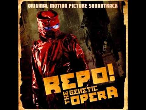 Zydrate Anatomy  10 Repo! The Genetic Opera Soundtrack