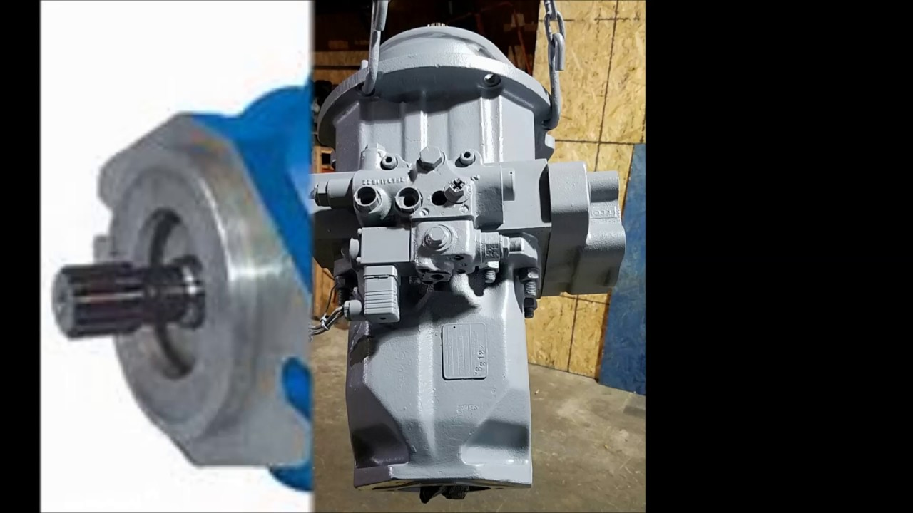 Mack after market hydraulic parts youtube for Hydraulic motors for sale