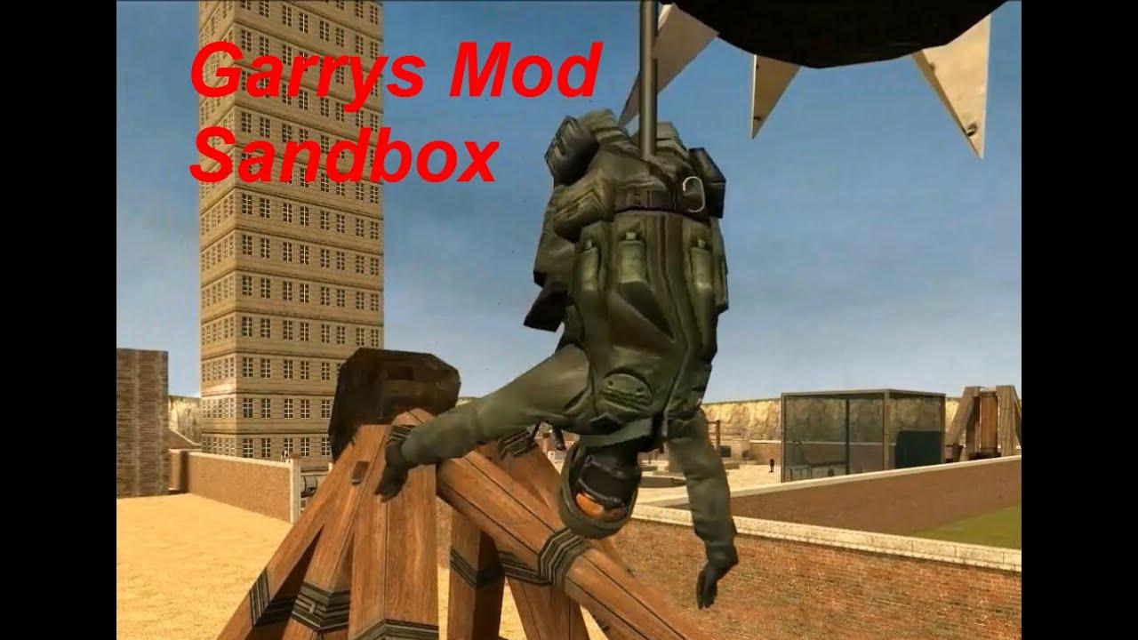 Sandbox #2 Ragdoll Slaughter