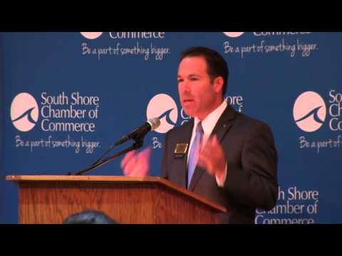 South Shore Chamber of Commerce Development Luncheon -  Sept