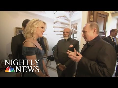 Thumbnail: Megyn Kelly Talks To Russians About The US, Interviews President Putin On Friday | NBC Nightly News