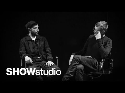 Nasir Mazhar / Charlie Porter In Conversation: Mad About The Boy