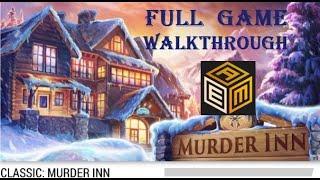 Adventure Escape Murder Inn Chapter 1 2 3 4 5 6 7 8 9 walkthrough.
