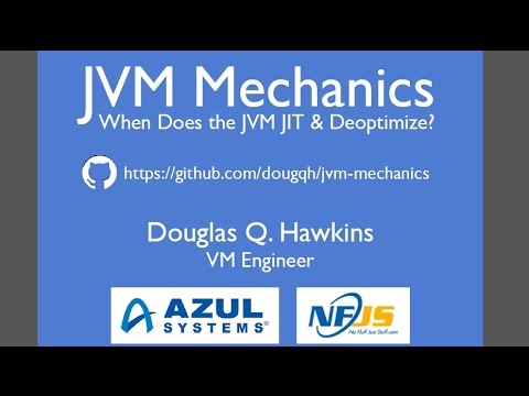 JVM Mechanics - Silicon Valley JUG 2015