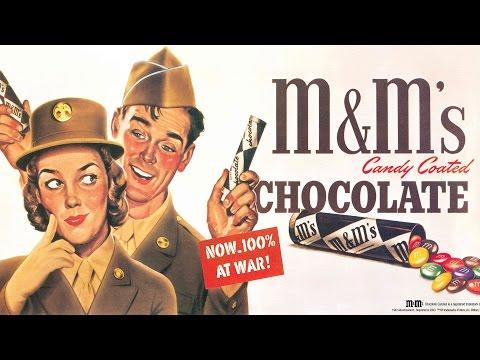 M&M's Surprising History