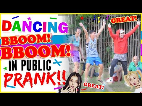 Dancing Bboom Bboom In Public Prank!